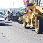 Una vez concluidas las labores, el tramo carretero Huandacareo - Zináparo permitirá agilizar el tránsito vehicular local