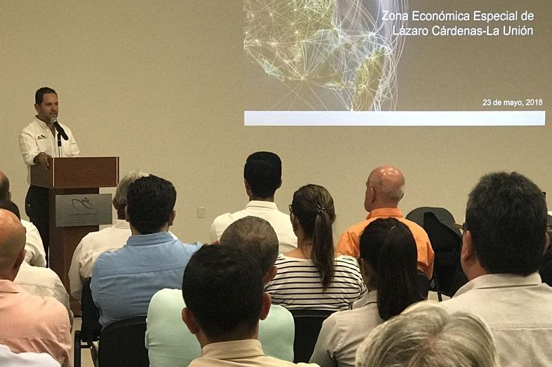 Jesús Melgoza Velázquez, secretario de Desarrollo Económico, explicó que este primer encuentro se llevó a cabo para resolver las dudas de los posibles participantes y concretar el listado de las pymes que desean convertirse en proveedoras locales de empresas ancla