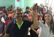 Ubaldo Jiménez representante de dicha organización, adelantó que el voto de los más de mil integrantes y sus familias respaldará a Karla Ruiz este próximo primero de Julio