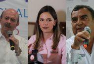 Una ventaja que tienen tanto Fausto Vallejo como Constantino Ortiz es que ya no traen el lastre de la marca PRI, que tanto les está pesando a los candidatos del tricolor en este momento