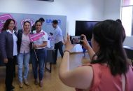 Luisa María Calderón propone crear una tarjeta de transporte público para estudiantes, que su consumo al mes tenga límite