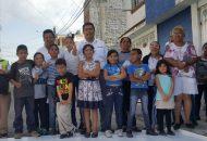 """""""Soy una persona que sabe honrar su palabra, que cumplo y siempre estoy del lado del ciudadano porque a final de cuentas, su voto manda"""", señaló Olivio López"""