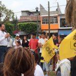 Municipios del Distrito 2 se suman al proyecto de su candidatura federal