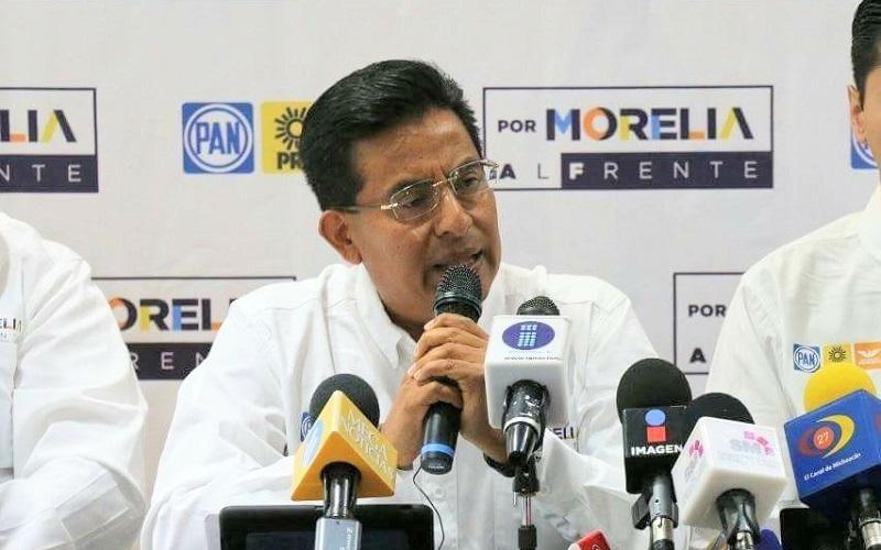 """Las autoridades deben reconocer el fracaso de su """"estrategia"""" en seguridad, además de coordinarse con los gobiernos estatal y federal: Miguel Ángel Chávez"""