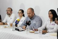 Hernández Reyes refrendó el compromiso del IEM con la legalidad, al hacer cumplir las resoluciones del TEEM y señaló que este Instituto se rige bajo los principios de imparcialidad, objetividad y profesionalismo