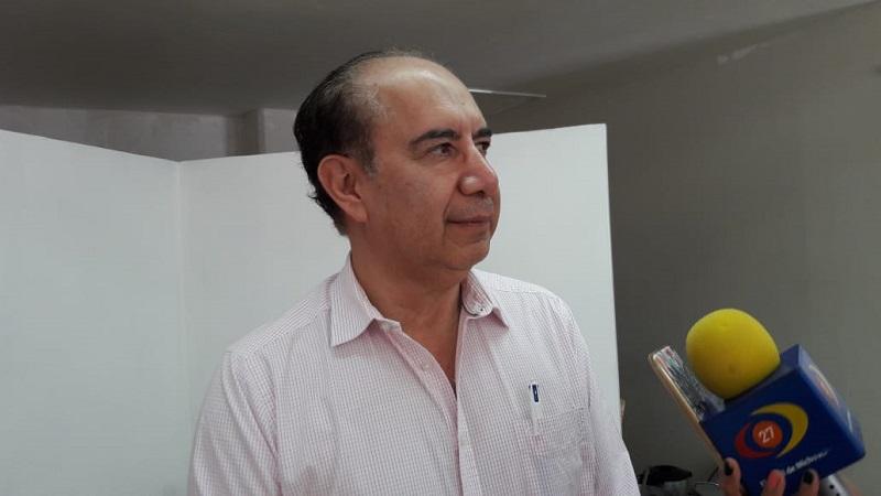 Guerrero Guadarrama reconoció que por la reestructuración del Comité de Adquisiciones, la Iniciativa Privada de la localidad quedó fuera por un lapso de año y medio aproximadamente