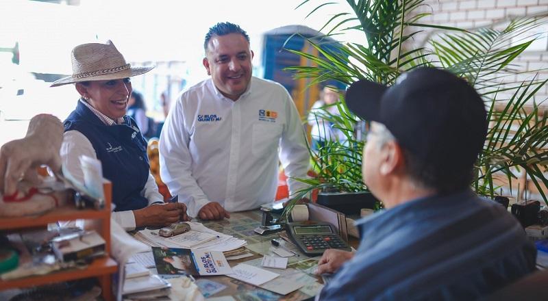 Ricardo Anaya, es el candidato presidencial capaz de combatir la inseguridad y generar las oportunidades para mejorar al país: Alma Mireya González