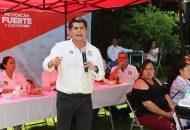 Toño Ixtláhuac las invitó a ayudar a combatir a un gran enemigo que se está apoderando en el ánimo social