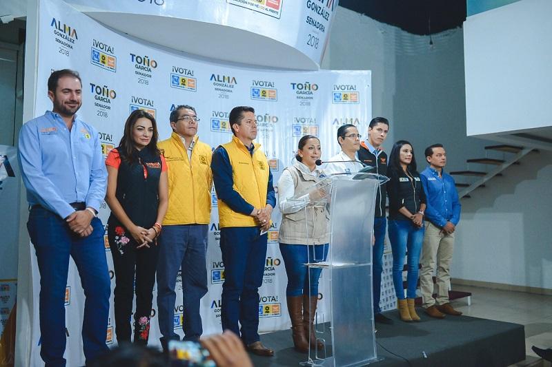 Desde el Senado se presentará una propuesta para modificar la estrategia de seguridad en el país: Alma Mireya González