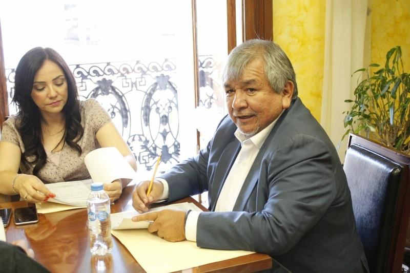 Ángel Cedillo señaló que se le dará él ha lugar a la iniciativa que plantea que los juicios y procedimiento seguidos en forma de juicio en los que se establezca como regla la oralidad
