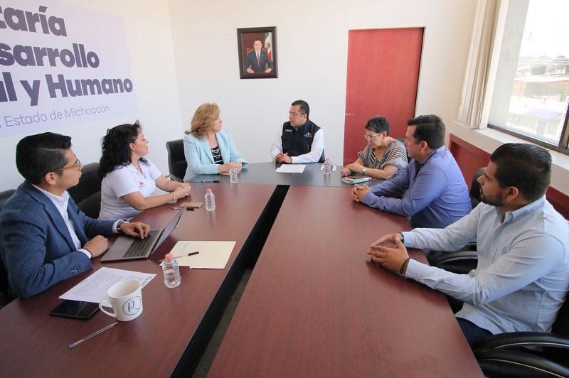 Barragán Vélez, expresó que la Sedesoh está cumpliendo con lo establecido en la normatividad y continuará en este tenor, trabajando coordinadamente con la titular de transparencia en el gobierno estatal
