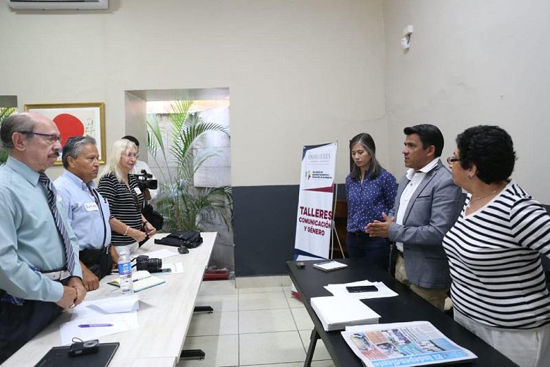 Este taller que ya se ha realizado en Morelia, LC, Apatzingán y Zamora, también llegará a Sahuayo, Zitácuaro y Uruapan