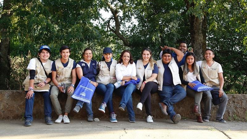 Villanueva Cano aseguró que tiene el compromiso de respaldar a los jóvenes michoacanos, lo que les permita desarrollar su capacidad, su talento y por ende, fortalecer el desarrollo continuo de la sociedad en la que habitan