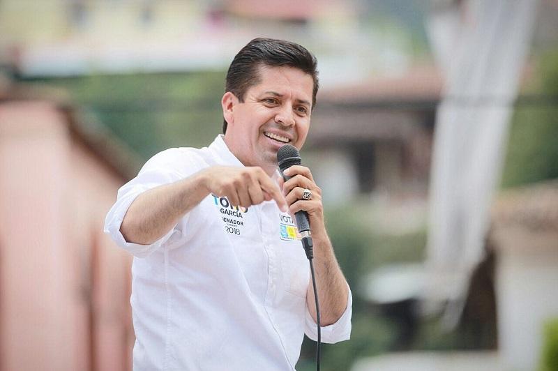 Antonio García Conejo se comprometió a incidir en la gestión de recursos para fortalecer el sistema de salud de Michoacán, ampliando su cobertura