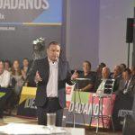 Carlos Quintana se posicionó como el ganador del debate entre candidato a la presidencia municipal de Morelia con propuestas reales, a los problemas de los morelianos