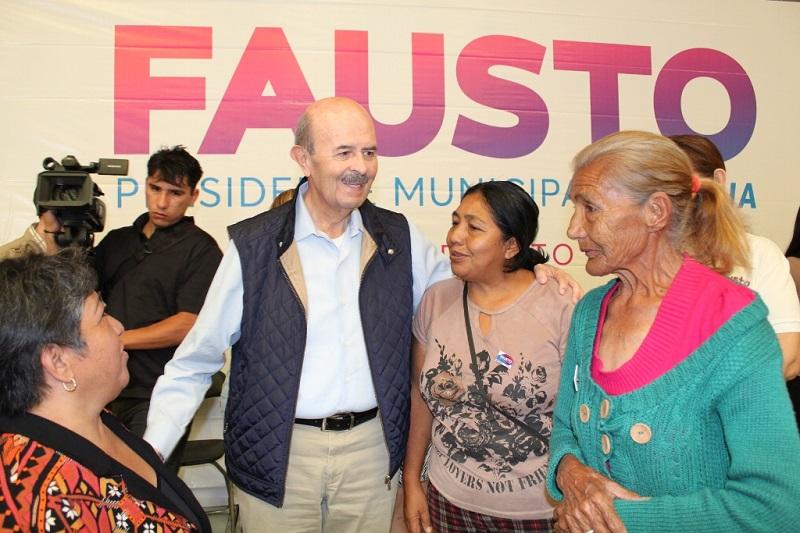 Vallejo Figueroa adelantó que desde el primer día al frente de la comuna moreliana habrá de gestionar ante la Federación los recursos necesarios para la ejecución de obras