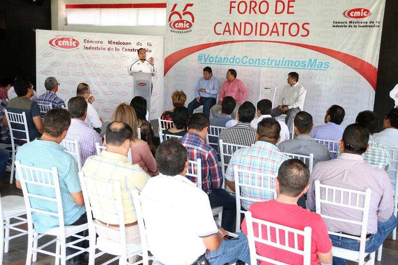 Estrategia de desarrollo de la industria de la construcción ira de la mano con el Plan Nacional de Infraestructura de José Antonio Meade Kuribreña: Gerónimo Color