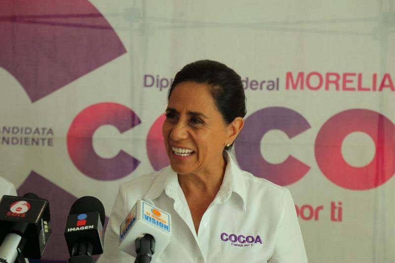 """Ya se sumó Luisa María Calderón a la iniciativa de la UNAM denominada """"Voto Informado 2018"""""""
