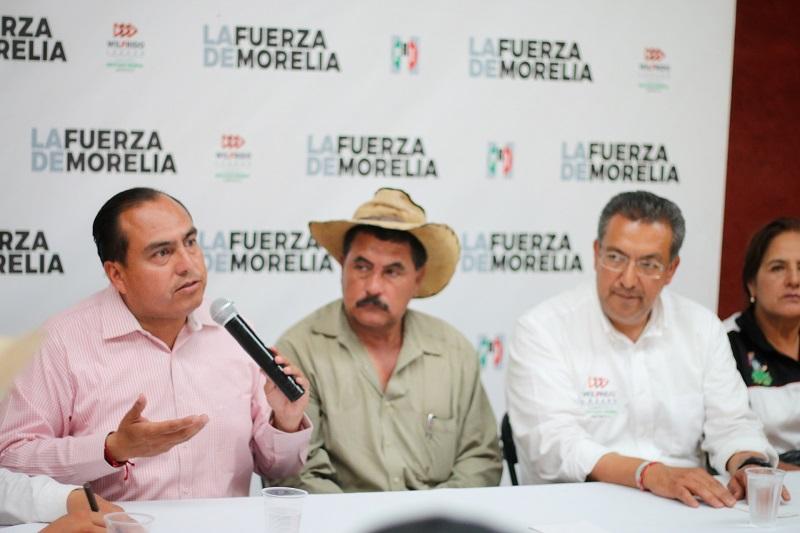 Color Gasca se comprometió a trabajar en las gestiones que permitan reducir los impuestos del mezcal artesanal de la misma forma que se logró con la producción de tabaco artesanal