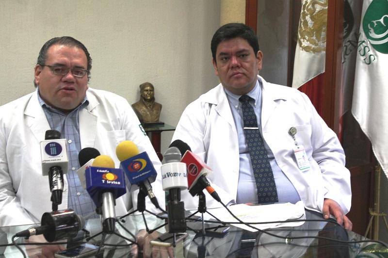 En el IMSS Michoacán se atiende aproximadamente a un 20% de la población derechohabiente, entre 17 y 65 años de edad, con el objetivo de evitar el padecimiento irreversible e incapacitante, y que ocupa los primeros lugares de mortalidad