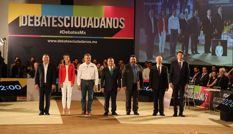 Los debates no le van bien a Alfonso Matínez, porque le tocó, como a José Antonio Meade, defender a un pésimo gobierno, que para colmo de males, en este caso es el que él mismo encabeza
