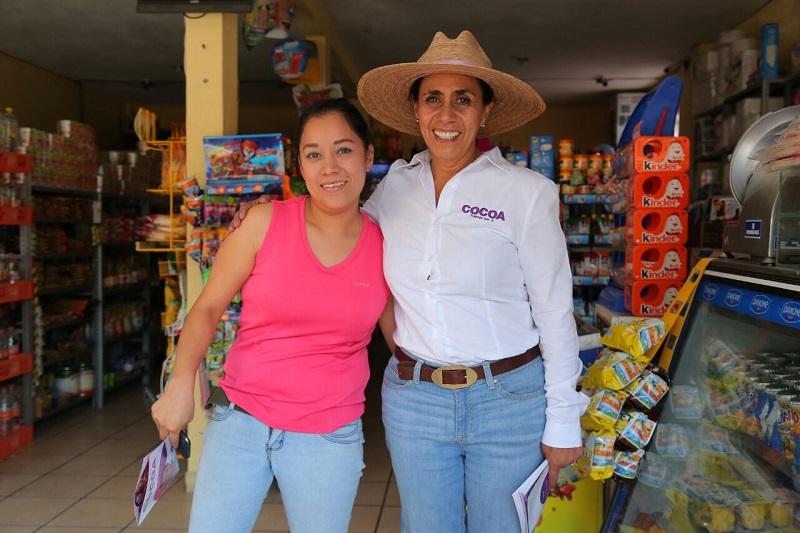 La también coordinadora del Frente Parlamentario contra el Hambre de América Latina y el Caribe, manifestó que alrededor del 30% de los alimentos que se producen se desperdician o se tiran
