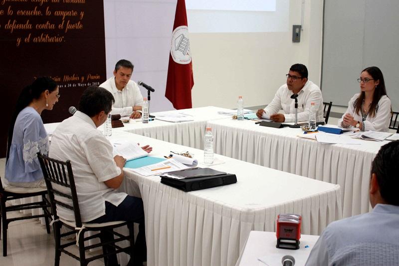 """Para continuar con la Conmemoración del décimo aniversario del TJAM, se tiene contemplado realizar el Ciclo de conferencias """"10 años de Justicia Administrativa en Michoacán"""", el próximo 15 de junio del presente año en la ciudad de Morelia, en el que se contará con ponentes de talla internacional"""