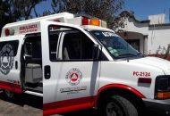 Minutos después arribaron paramédicos de Protección Civil del Municipio, los cuales le brindaron las primeras atenciones, siendo trasladada a una clínica particular para recibir atención médica