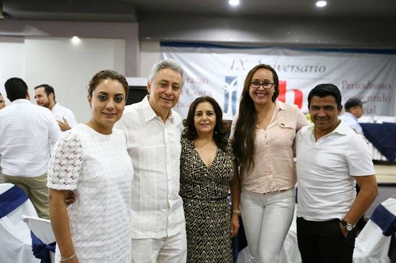 López Bautista reitera el compromiso del Gobierno del Estado por mantener una relación de respeto y diálogo permanente con los medios de comunicación, depositarios del derecho fundamental de informar a la ciudadanía