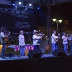 La Plaza Melchor Ocampo se llenó de las tradiciones musicales de la entidad por más de tres horas