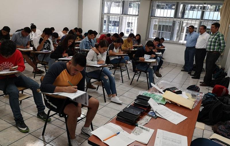 Casi tres mil aspirantes al Tec de Morelia presentaron examen de admisión; la mitad serán aceptados