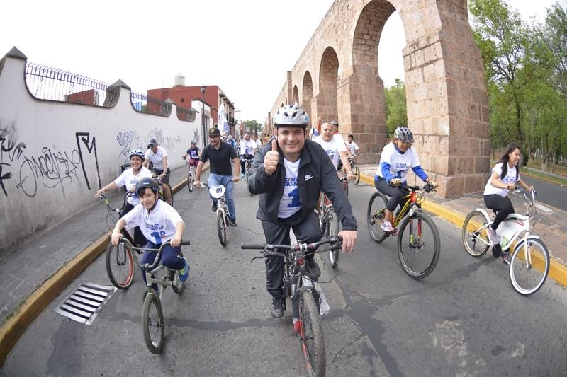 Desde los funcionarios de ayuntamiento se promoverá la cultura deportiva y vial; serán los primeros en poner el ejemplo: Carlos Quintana