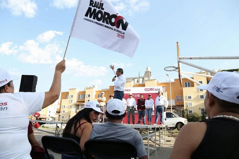 Raúl Morón señaló necesario revisar el funcionamiento y la organización del OOAPAS