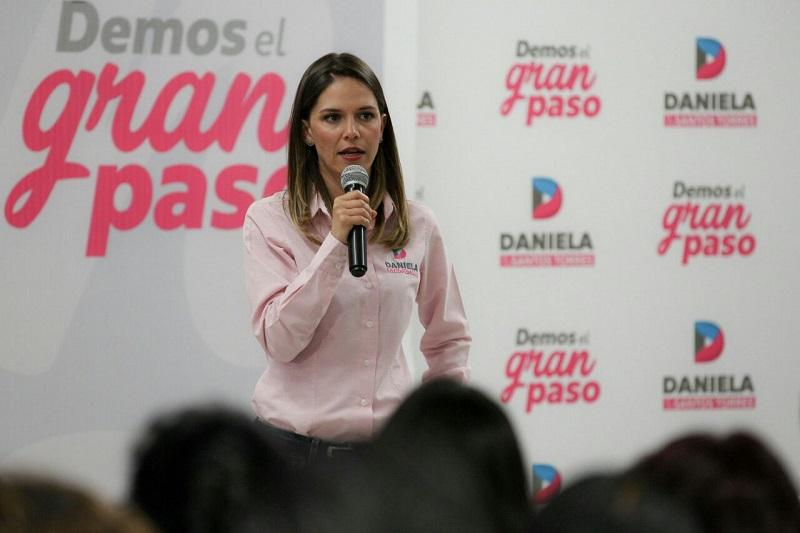 Debemos atender las necesidades inmediatas de las empresas que ya existen en nuestra ciudad y que brindan oportunidades de trabajo a los morelianos: Daniela de los Santos