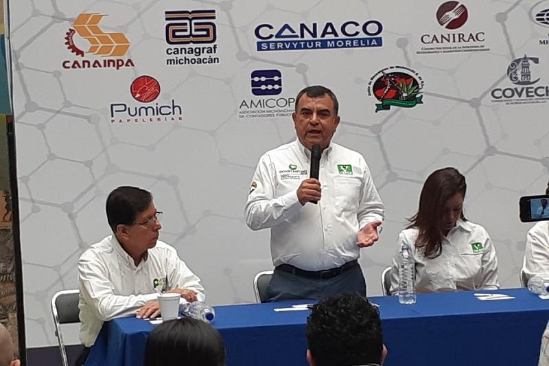 Constantino Ortiz lamentó que las autoridades municipales salientes no tuvieron la capacidad o el interés para gestionarlos, lo que se podría explicar porque se trata de recursos sumamente fiscalizados a los que difícilmente se les puede meter mano (FOTO: SEBASTIÁN CASIMIRO)