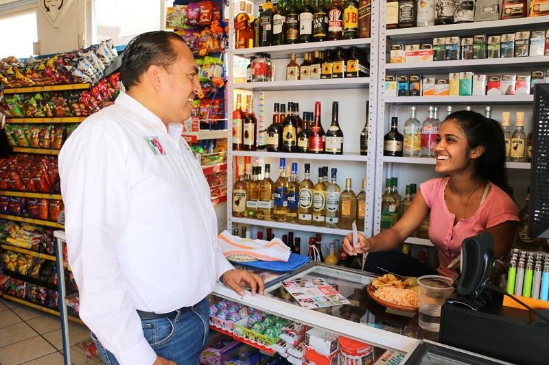 """""""Inaceptables las trabas fiscales para pequeños negocios"""": Gerónimo Color"""