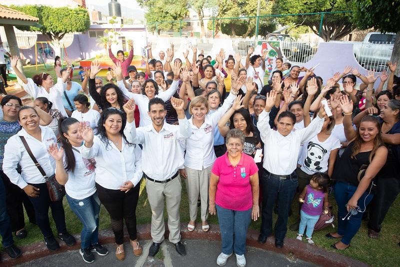 Las mujeres y madres mexicanas tenemos la fuerza, junto con nuestros compañeros de vida, para generar el cambio que requiere México: Blanca Piña