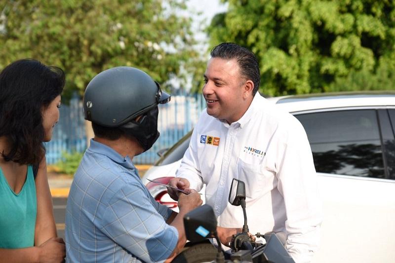 Se instalarán dos plantas tratadoras de agua potable, además, con el apoyo del próximo Presidente de México, Ricardo Anaya, se cambiará la red de distribución de agua potable: Carlos Quintana
