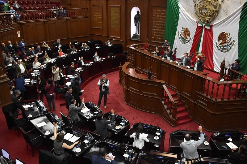 La reforma establece la integración en el Comité de Vigilancia, instancia encargada funcionamiento del Registro de Agentes Inmobiliarios del Estado de Michoacán