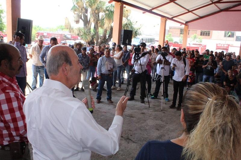 Capacitación, así como mantenimiento a calles y apoyo para nuevas unidades, las peticiones de este gremio al candidato del PES a la alcaldía de Morelia