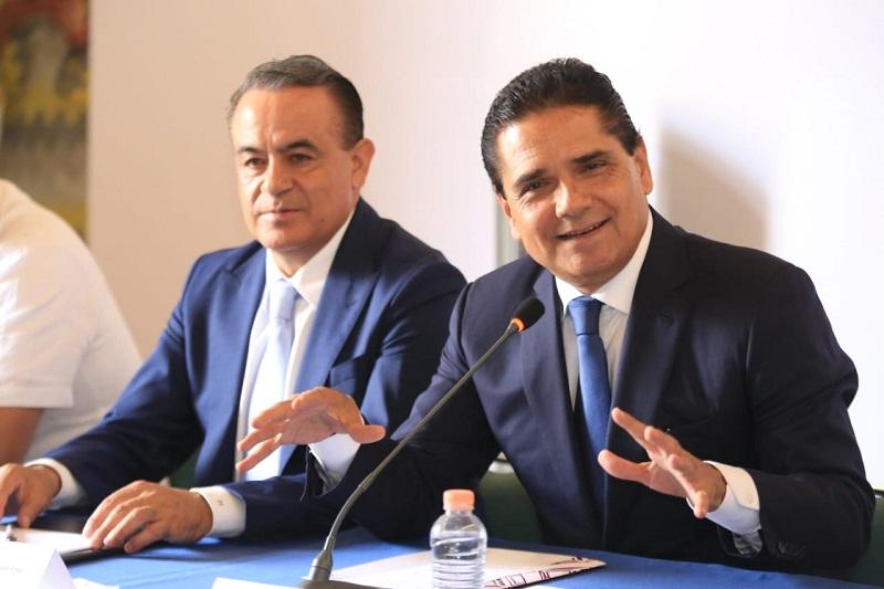 Aureoles Conejo reconoce el compromiso y esfuerzo que han puesto quienes participan en el proceso electoral, pues ello genera certeza a las michoacanas y los michoacanos