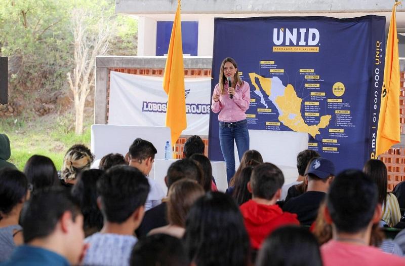 Daniela de los Santos señaló que los ciudadanos están  cansados de ver cifras alegres en materia de seguridad del municipio