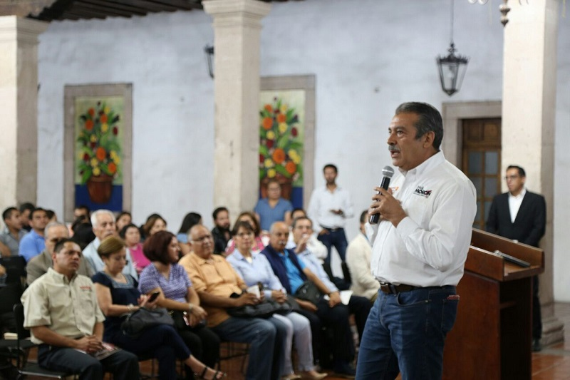El turismo potenciará el desarrollo económico y mejorará la calidad de vida de los morelianos: Raúl Morón