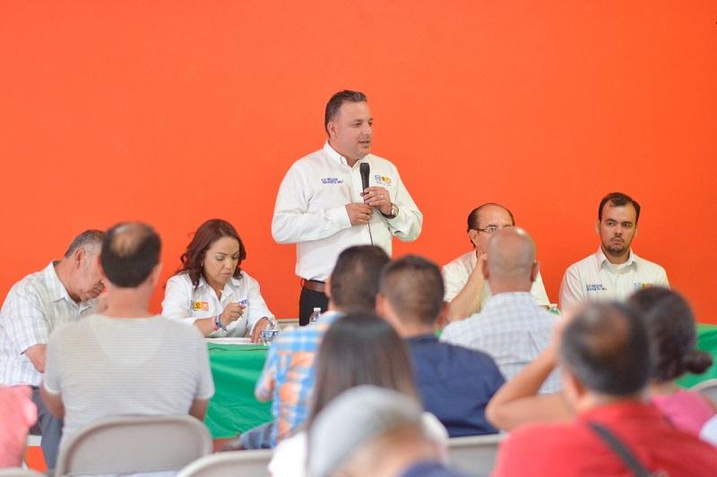 En los primeros 100 días de gobierno se verán cambios en materia de seguridad, restauración de vialidades, alumbrado público, mejora en red de agua potable: Carlos Quintana