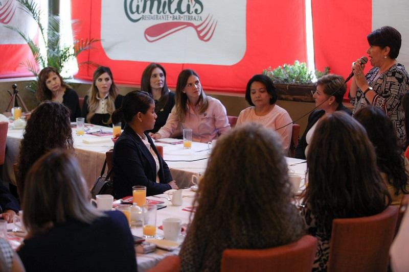 Confían mujeres emprendedoras en proyecto de Daniela de los Santos
