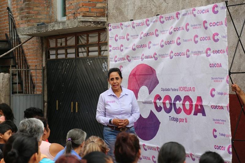 Calderón Hinojosa manifestó que durante estos más de dos meses de campaña, en que ha mantenido un constante diálogo con los ciudadanos, ya está trabajando en la creación de Consejos Ciudadanos que encabecen su trabajo desde el Congreso de la Unión