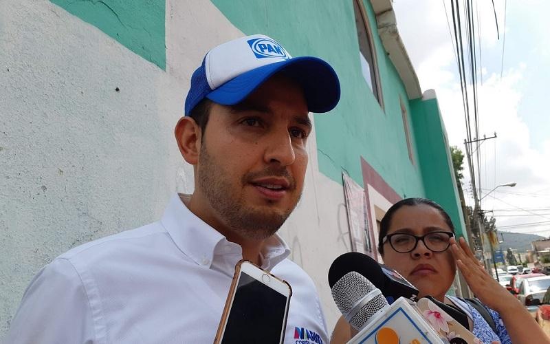 El presidente de la JUCOPO dejó claro que el único proyecto antisistema real es el que encabeza Ricardo Anaya, que ha sido claro en las sanciones que se van a aplicar a todos los actos de corrupción