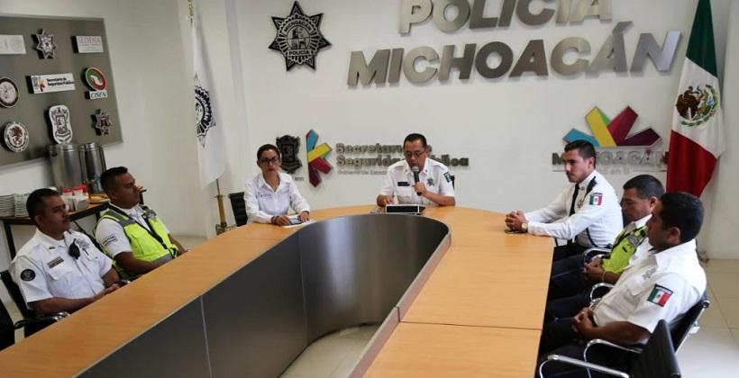 Los artículos que presentaron modificaciones son el 20, 43, 48, 58, 65, 66 y 71, explicó el director de Tránsito y Movilidad, José Guadalupe Martín García Escamilla