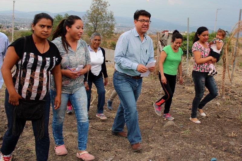 """González Farías reiteró que lo fundamental en estos casos deben de ser los jóvenes, """"ayudarle a la universidad es ayudar a que los jóvenes michoacanos tengan oportunidad de continuar con sus estudios, sus metas y objetivos"""""""