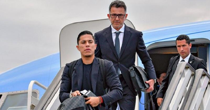 Juan Carlos Osorio habló del estado físico de Diego Reyes y Héctor Moreno, ambos defensas del tricolor y quienes todavía mantienen la duda para el encuentro ante Alemania (FOTO: IMAGO 7)